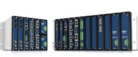 Looking to Converge Your IT and OT Networks?  SEL's ICON with VSN Enables the Best of Both