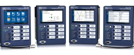 Order now! The SEL-735 Meter Joins the SEL-700 Series Relays in Offering Color Touchscreen Display