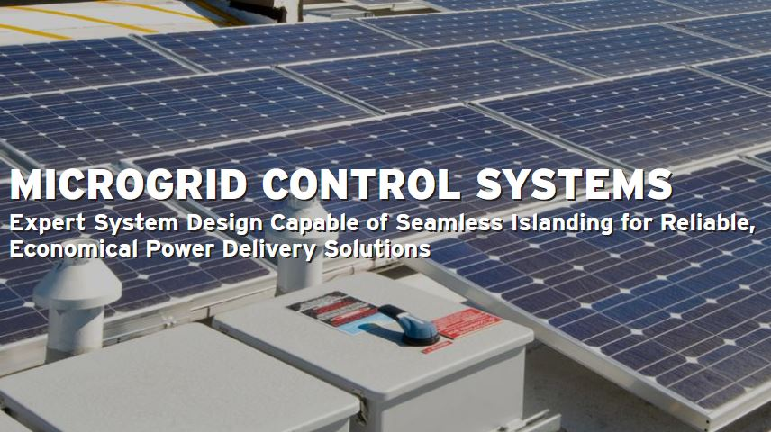 control system for microgrid The control system was tested using hardware-in-the-loop (hil) with a simplified electrical model of saint paul island to learn more about design and development of the microgrid control system download now.